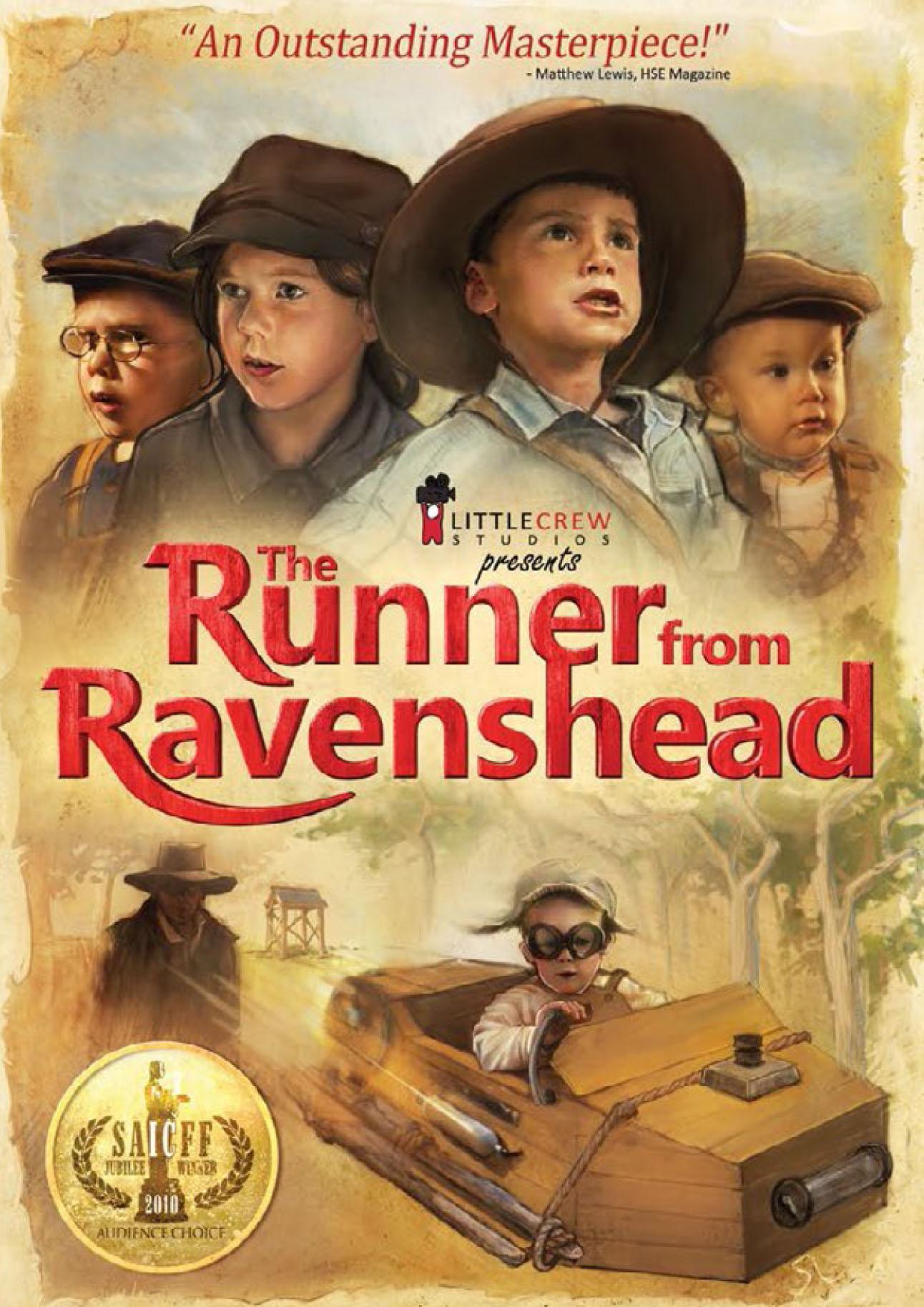 The Runner from Ravenshead kapak