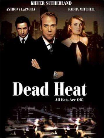 Dead Heat kapak