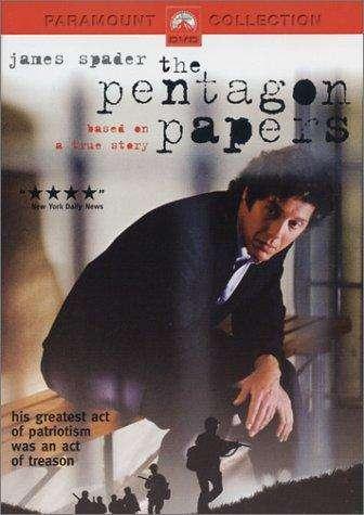 The Pentagon Papers kapak