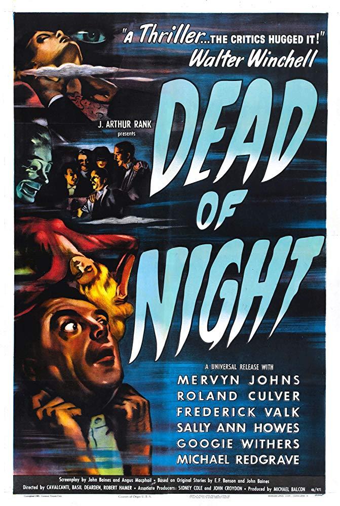 Dead of Night kapak