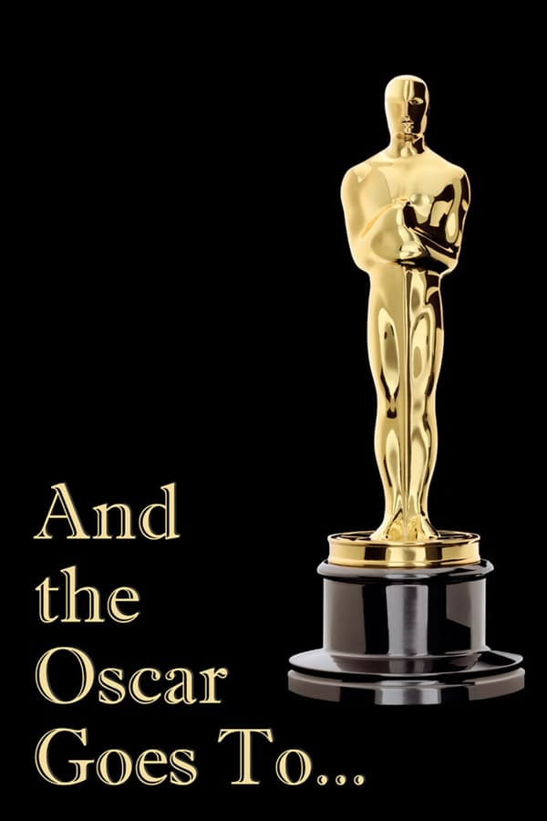 And the Oscar Goes To... kapak
