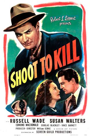 Shoot to Kill kapak