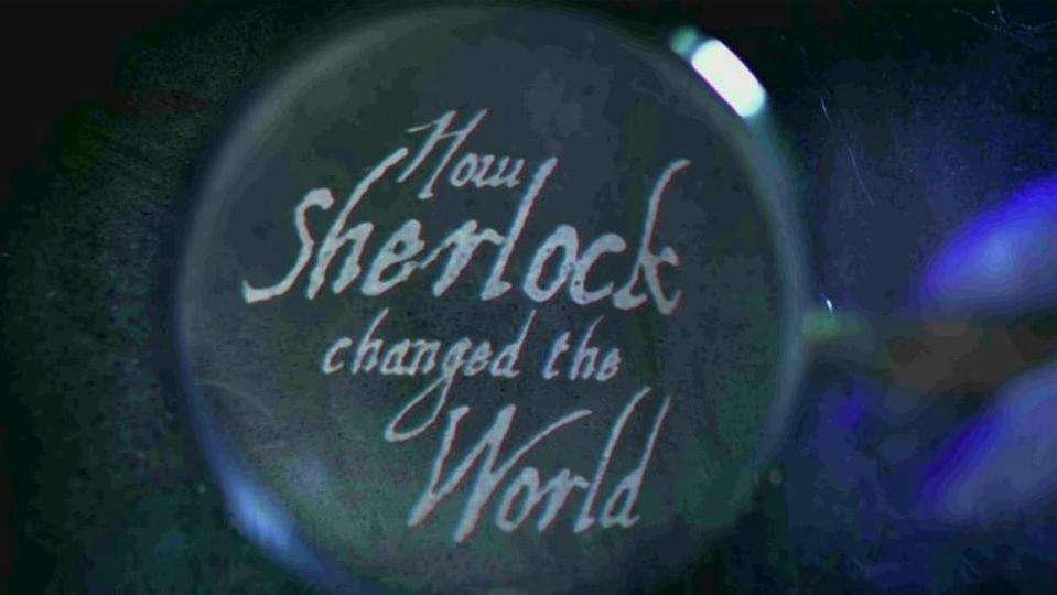 How Sherlock Changed the World kapak