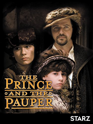 The Prince and the Pauper kapak