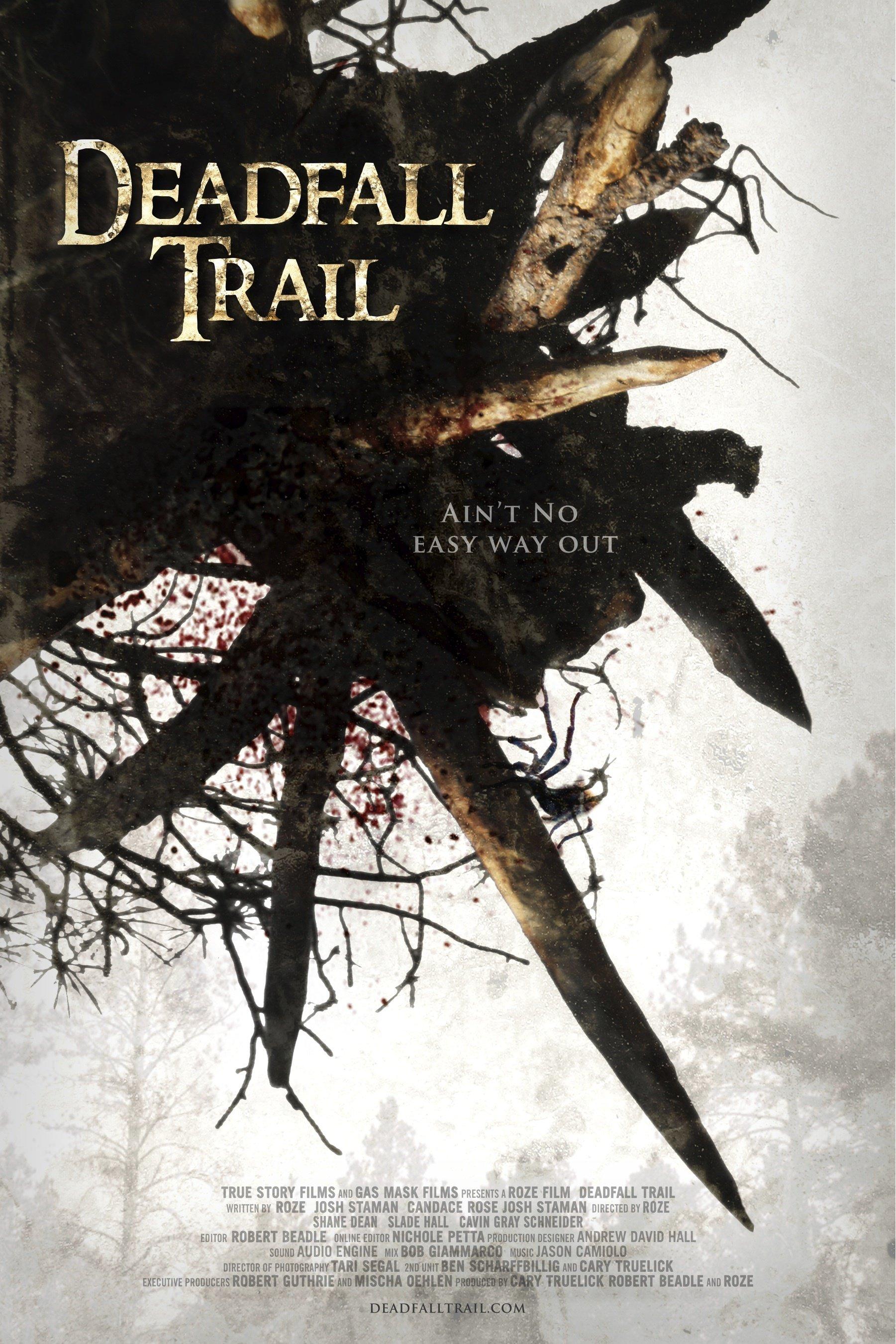 Deadfall Trail kapak