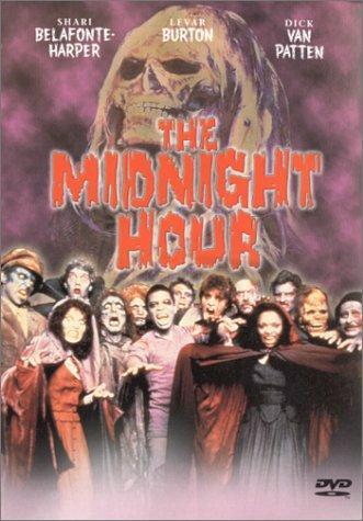 The Midnight Hour kapak