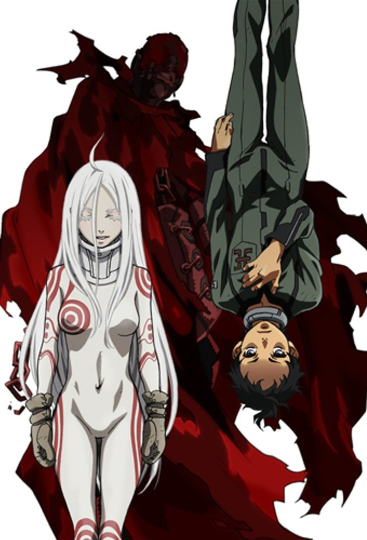 Deadman Wonderland kapak