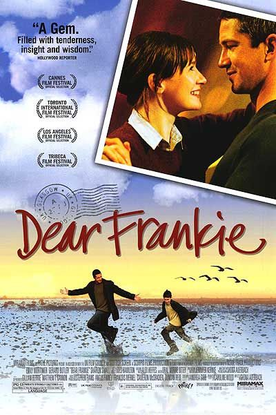 Dear Frankie kapak