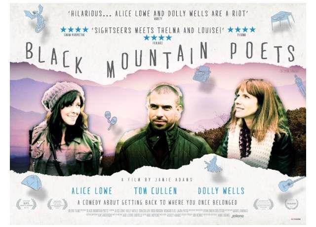 Black Mountain Poets kapak