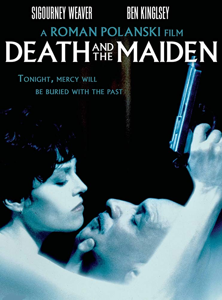 Death and the Maiden kapak
