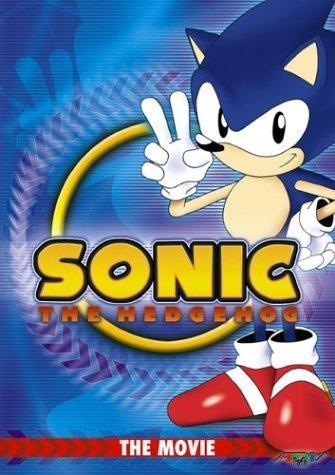 Sonic the Hedgehog: The Movie kapak