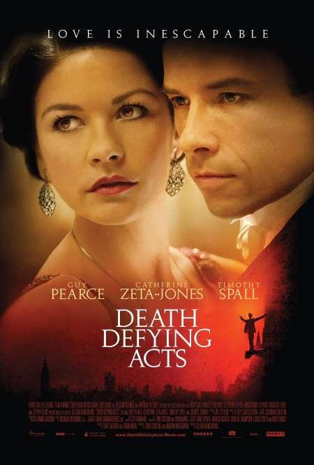 Death Defying Acts kapak