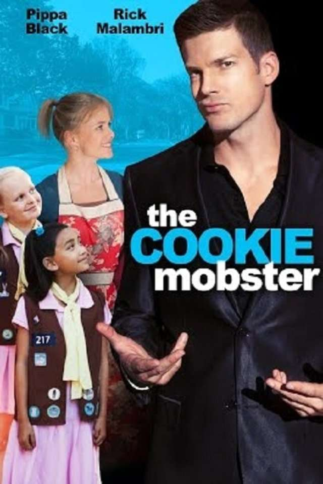 The Cookie Mobster kapak