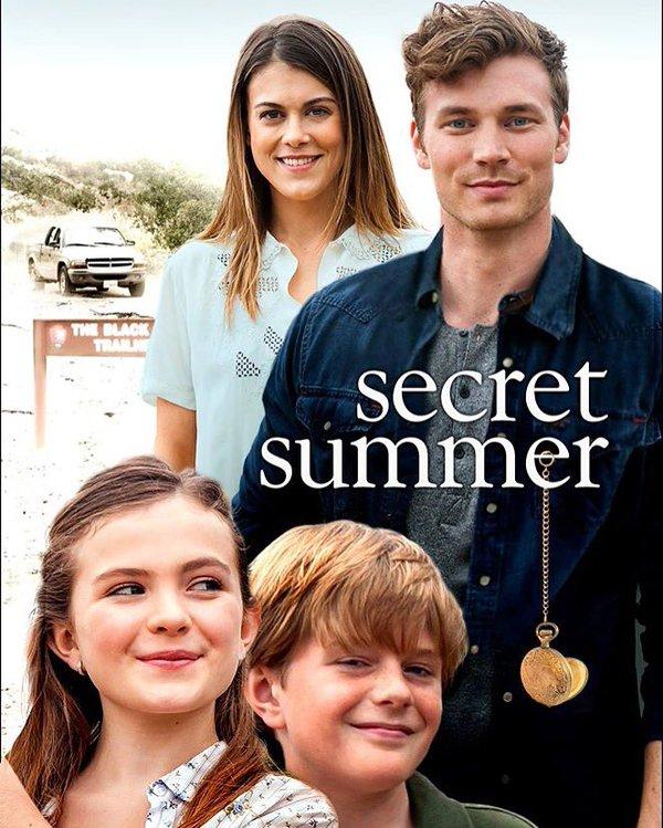Secret Summer kapak