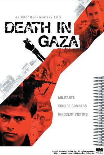 Death in Gaza kapak