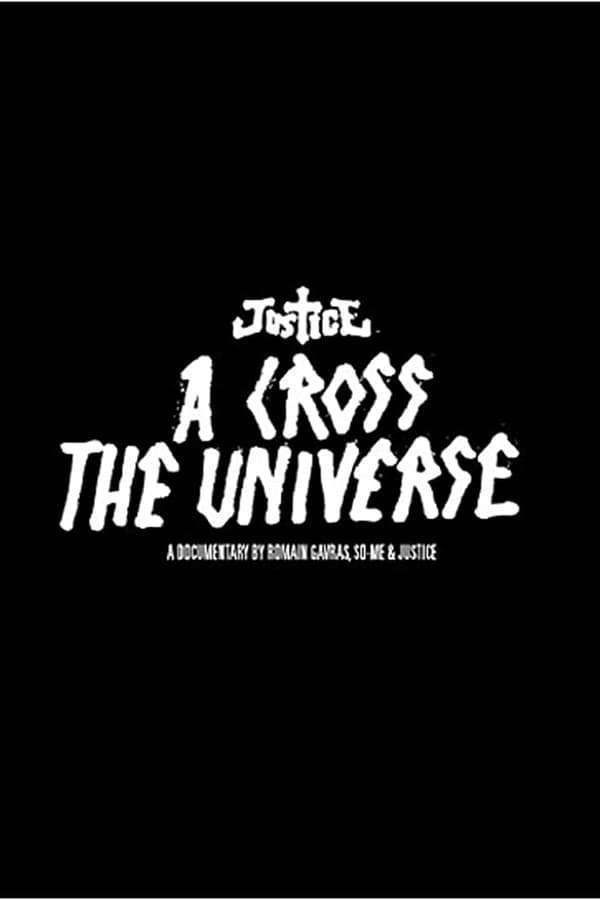 A Cross the Universe kapak