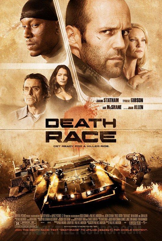 Death Race kapak