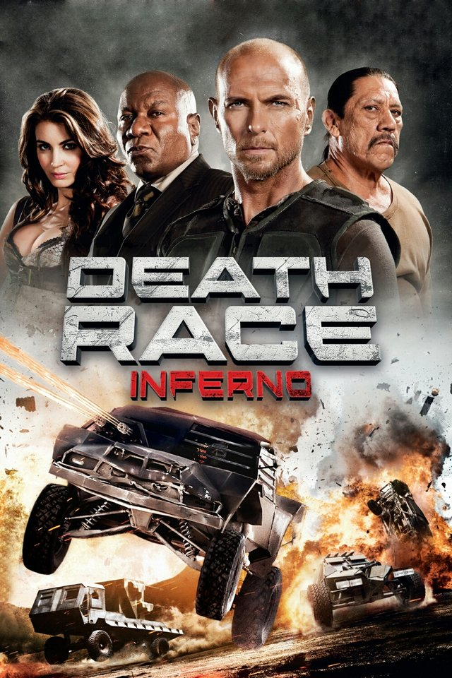 Death Race: Inferno kapak