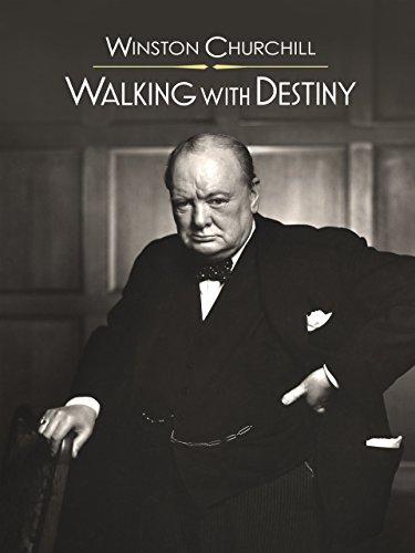 Winston Churchill: Walking with Destiny kapak