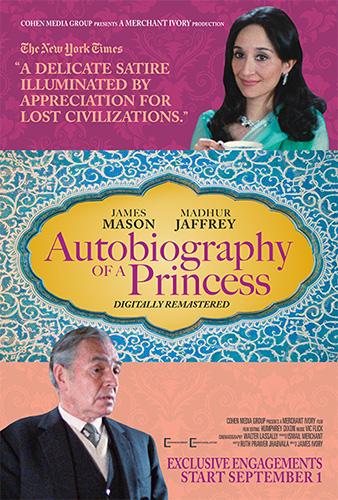 Autobiography of a Princess kapak