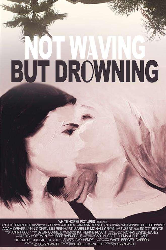 Not Waving But Drowning kapak