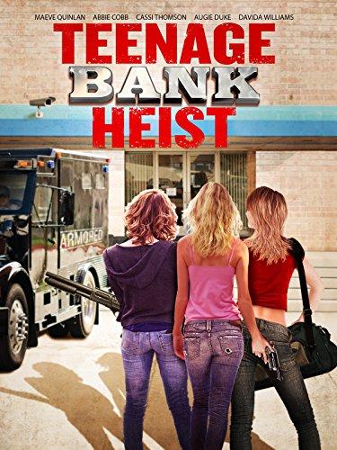 Teenage Bank Heist kapak
