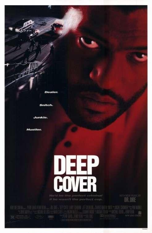 Deep Cover kapak