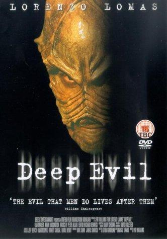 Deep Evil kapak