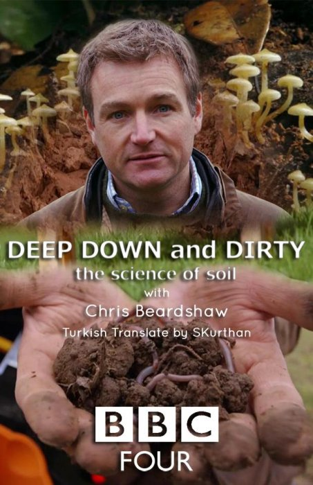 Deep, Down and Dirty: The Science of Soil kapak