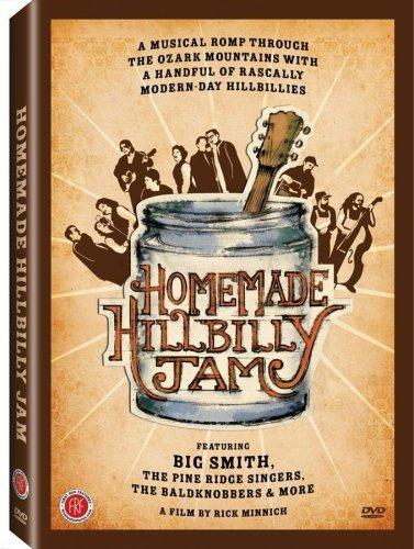 Homemade Hillbilly Jam kapak