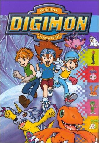 Digimon Adventure kapak