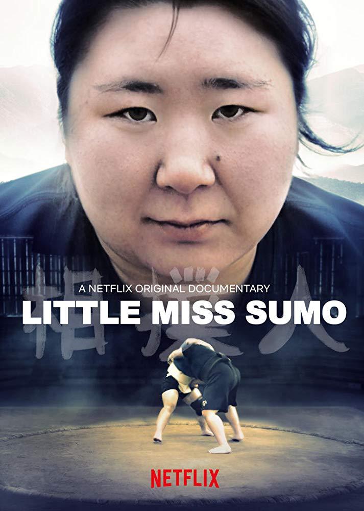 Little Miss Sumo kapak