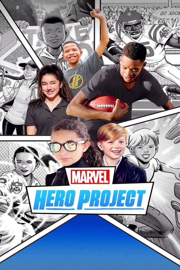 Marvel's Hero Project kapak