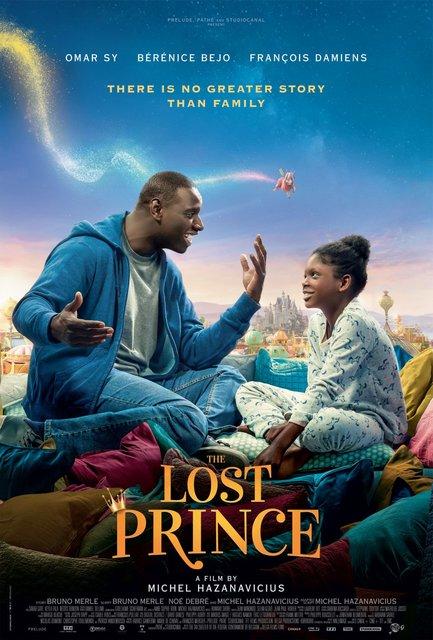 The Lost Prince kapak