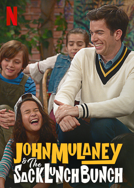 John Mulaney & the Sack Lunch Bunch kapak
