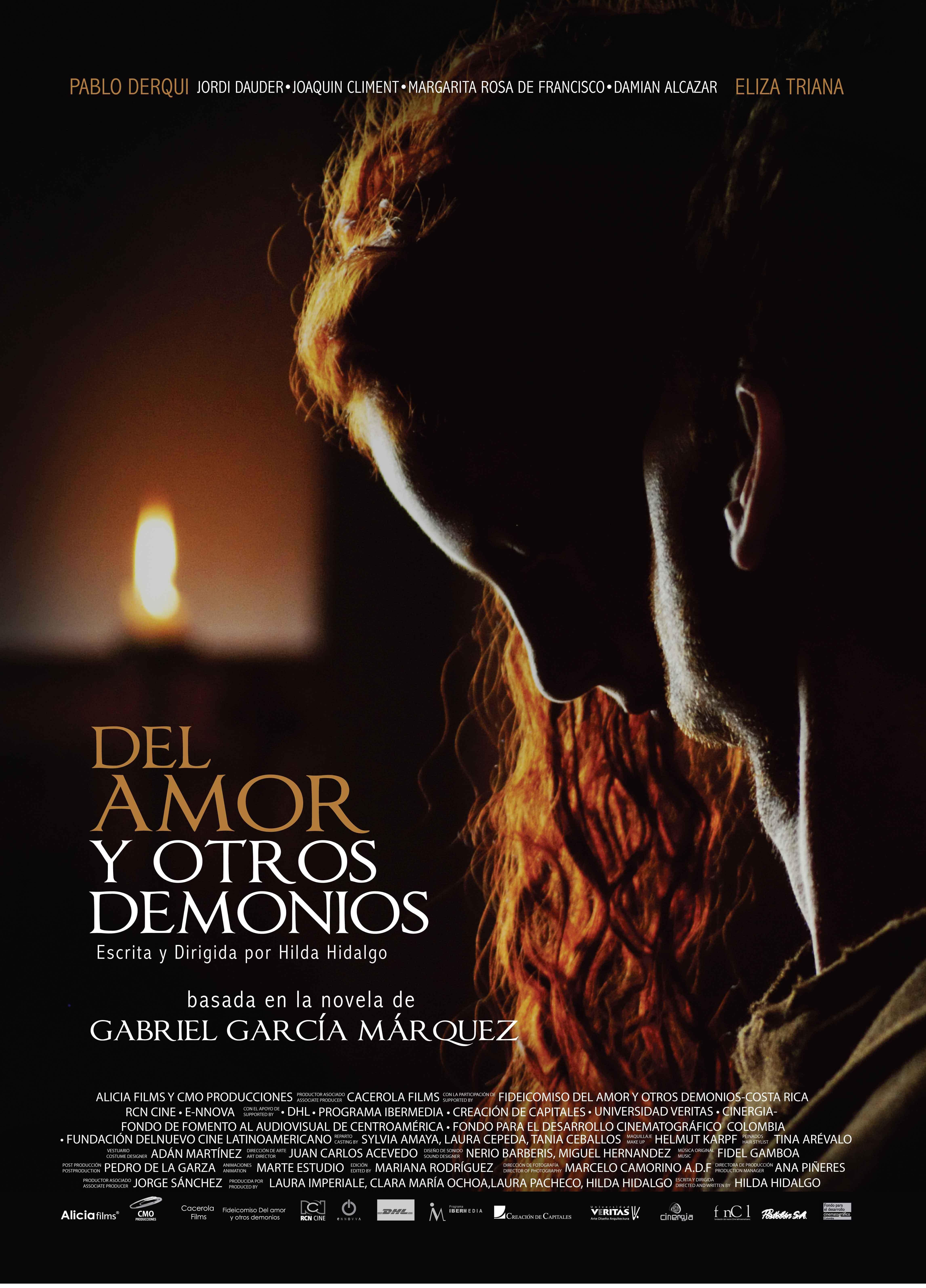 Del amor y otros demonios kapak
