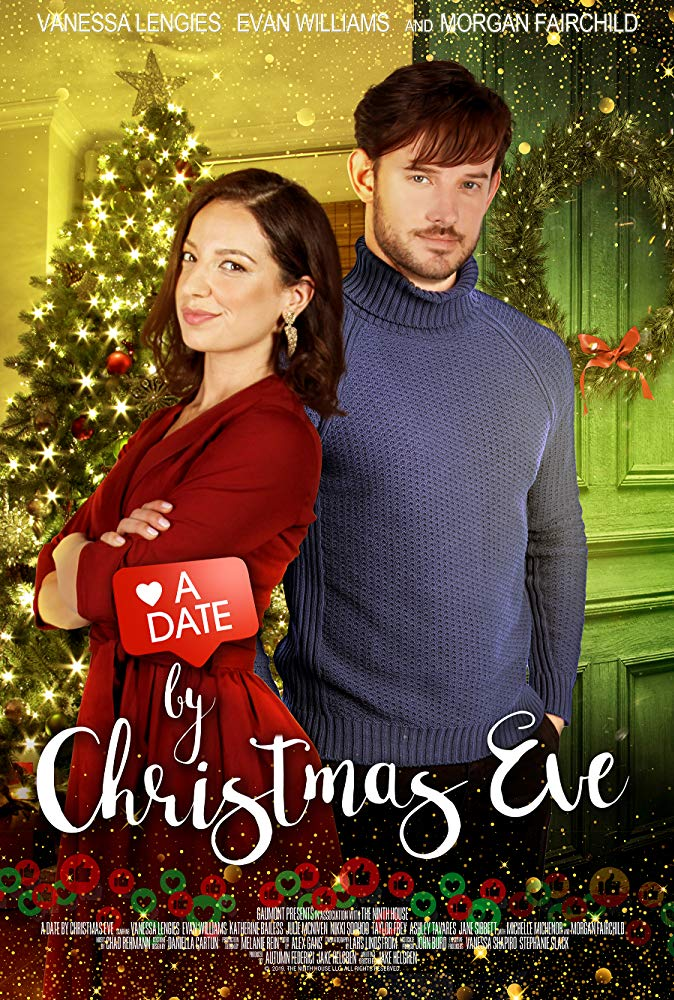 A Date by Christmas Eve kapak