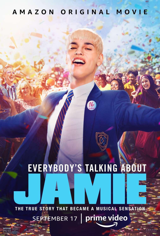 Everybody's Talking About Jamie kapak