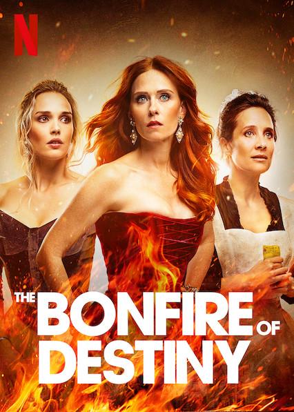 The Bonfire of Destiny kapak