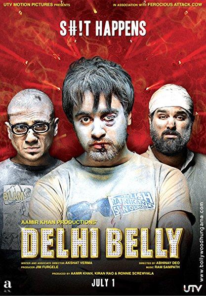 Delhi Belly kapak