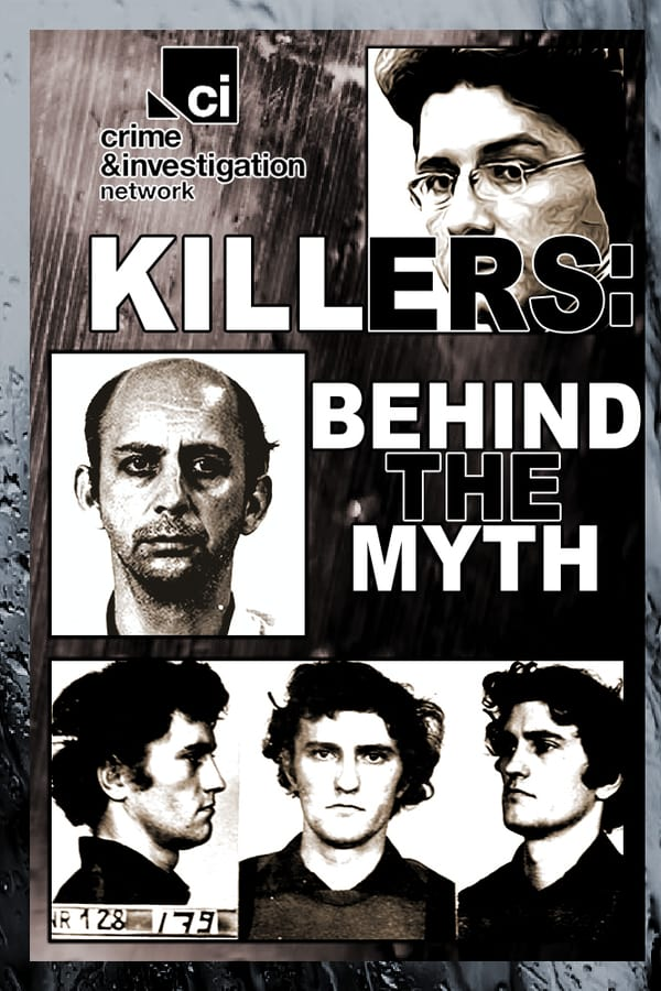Killers: Behind the Myth kapak