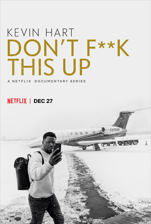 Kevin Hart: Don't F**k This Up kapak