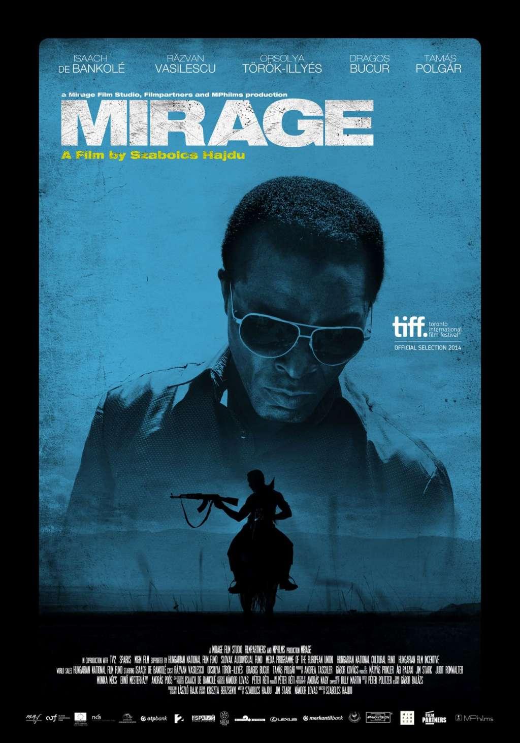 Mirage kapak