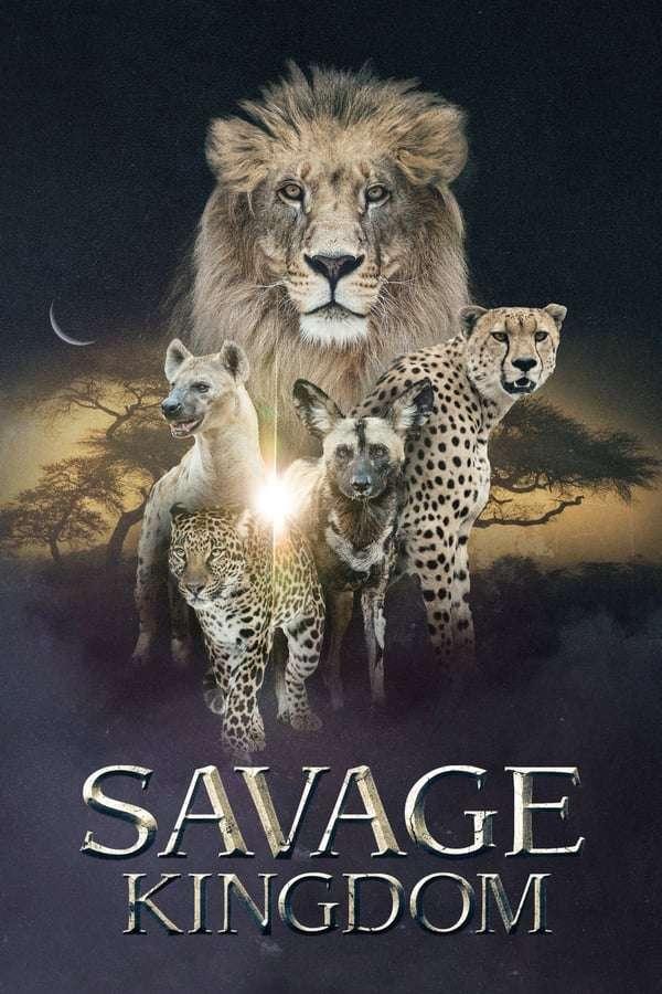 Savage Kingdom kapak
