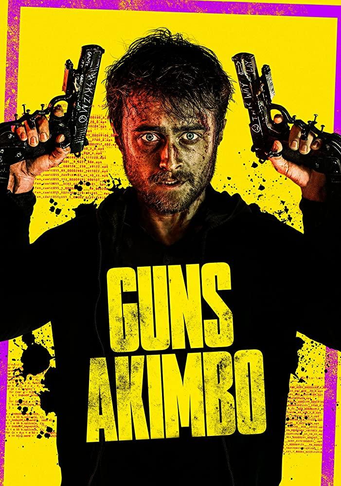 Guns Akimbo kapak