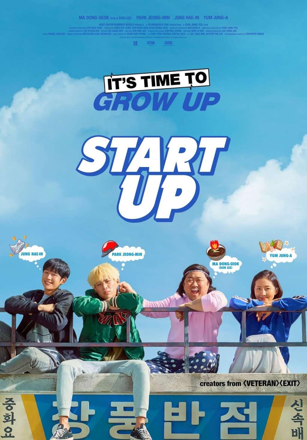 Start-Up kapak