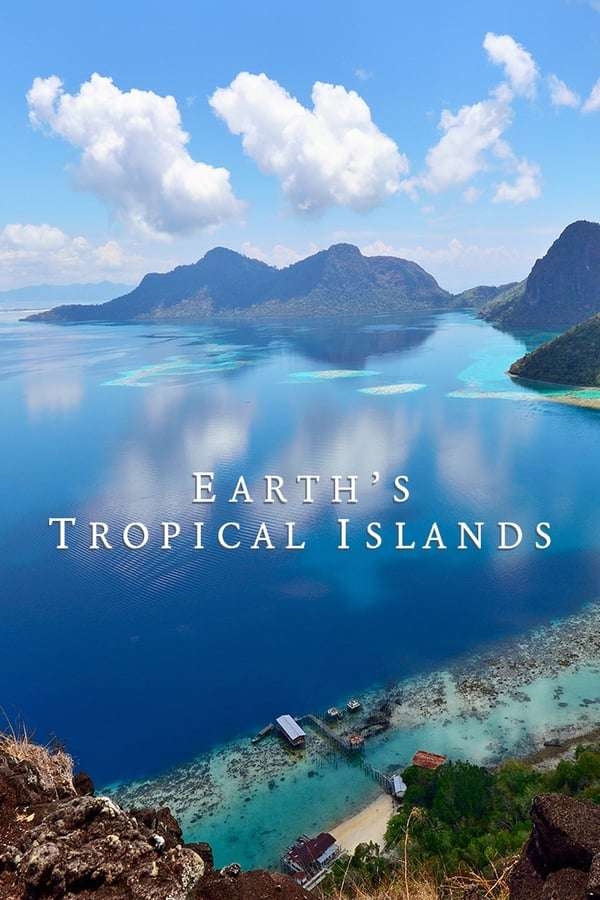 Earth's Tropical Islands kapak