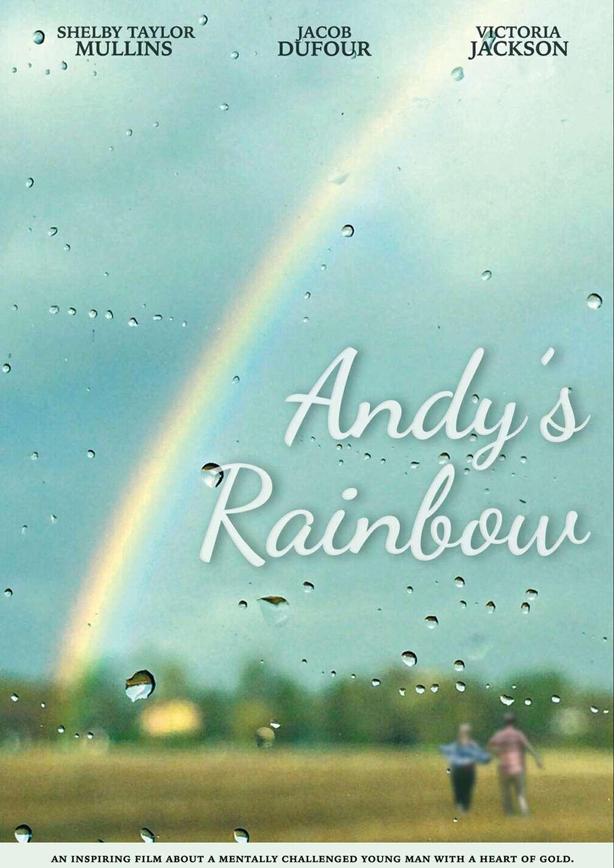 Andy's Rainbow kapak