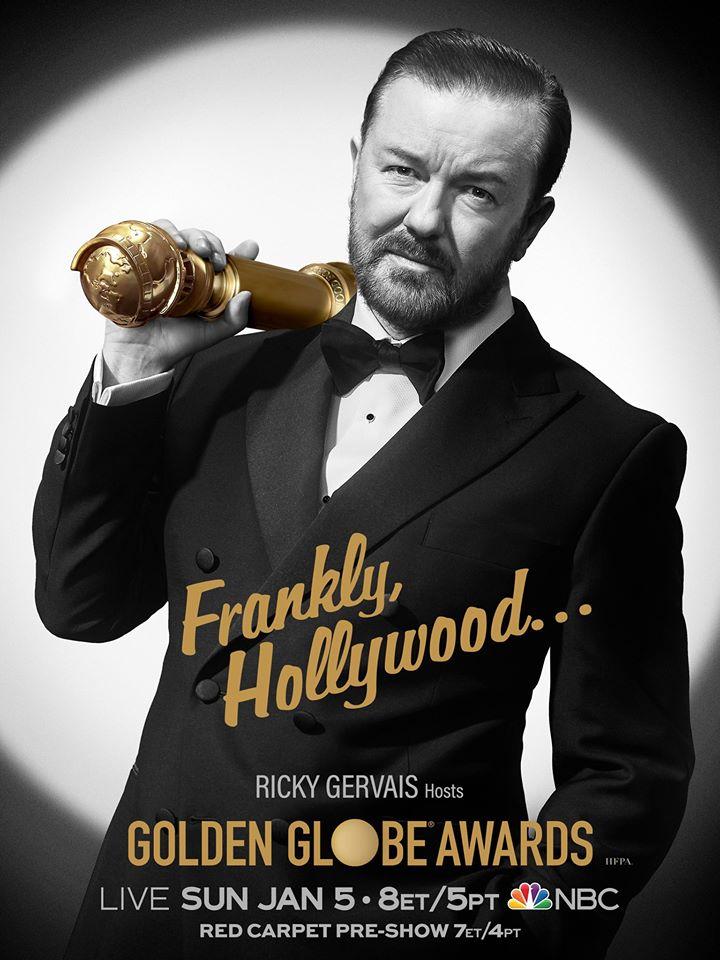 2020 Golden Globe Awards kapak