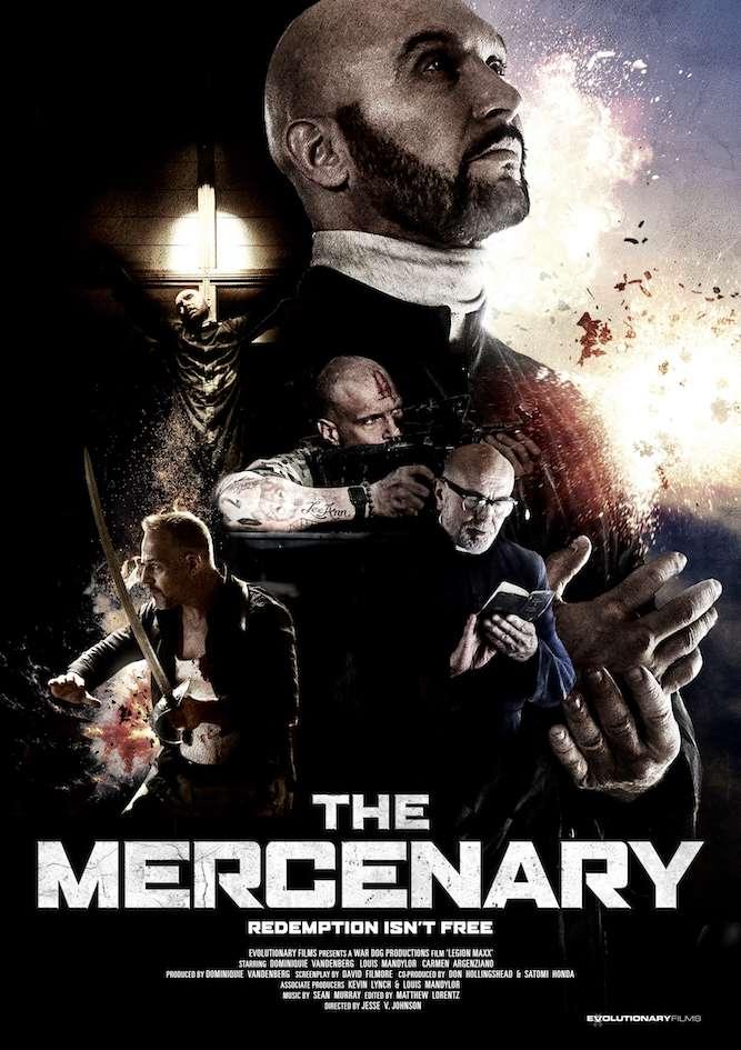 The Mercenary kapak